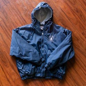 Vintage USAF United States Air Force Zip Up Jacket